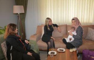 """Çatalca Belediyesi """"Hoş Geldin Bebek """" Projesiyle..."""