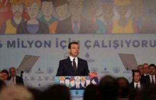 Ekrem İmamoğlu duyurdu: İBB Kanal İstanbul'dan...