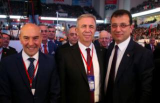 En başarılı belediye başkanları anketine CHP...