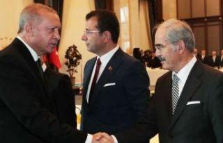 Erdoğan CHP'li başkanlarla yeniden bir araya...