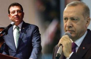 Erdoğan, Ekrem İmamoğlu'nu hedef aldı: Sen...