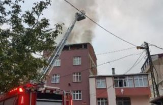 Esenyurt'taki yangında kundaklama iddiası