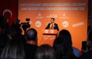 İmamoğlu: İstanbul'a ve hayatımdaki 4 kadına...