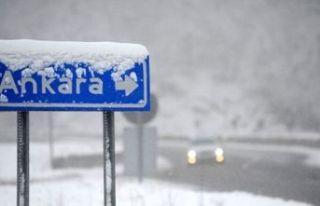 İstanbul ve Ankara'ya kar geliyor! Türkiye...