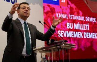 'Kanal İstanbul her yönüyle; felaket, ihanet...