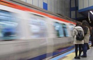 Kaynarca-Tuzla-Pendik metro hattının yapımına...