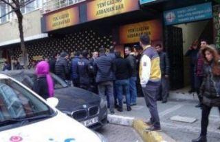 Avcılar'da bir barın ortağı olan kişi borçları...