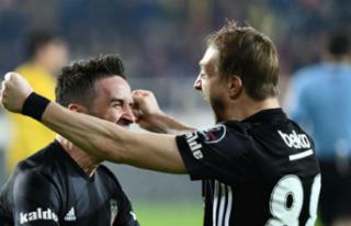 Beşiktaş'tan Atiba, Gökhan Gönül ve Caner...