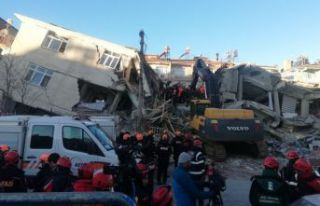 'Deprem fırtınası' İstanbul'u etkiler...