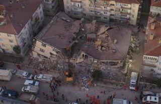Doğu Anadolu'yu sallayan deprem