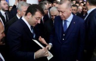 Ekrem İmamoğlu, Erdoğan ile görüştü! İşte...