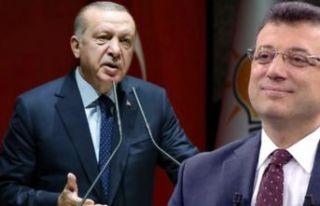 Erdoğan ile İmamoğlu Ankara'da buluşacak