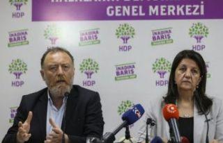HDP 4'üncü olağan kongreye gidiyor: Buldan...
