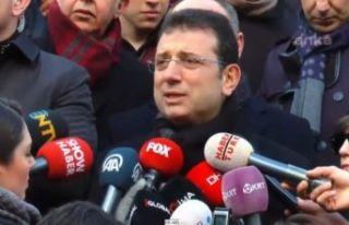 İmamoğlu'ndan Erdoğan'a süt yanıtı