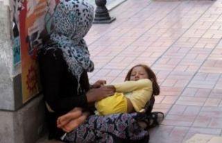 İstanbul'da 3 bin 517 çocuk dilenci sokaktan...