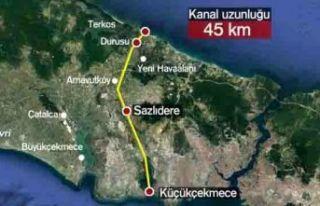 Kanal İstanbul çevresindeki bölgeler değerleniyor