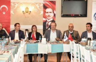 """Turan Hançerli,"""" """"Demokrasinin olmazsa olmazı..."""