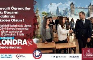 BAŞKAN YILMAZ'DAN İLK 10'A GİREN ÖĞRENCİLERE...