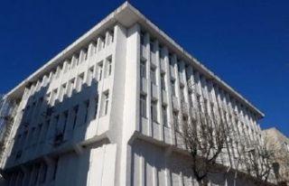 Depremde hasar gören vergi dairesi yıkılacak