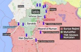 İdlib'de rejim yine saldırdı: 5 asker şehit