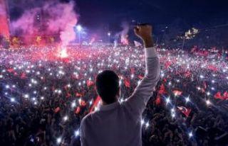 'İmamoğlu Kampanyası' dünyanın en iyi...