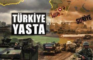 Suriye İdlib'de 29 şehit... Türkiye yasta...