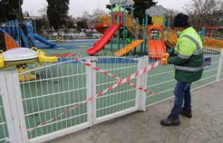 Büyükçekmece'de çocuk park ve oyun alanları...