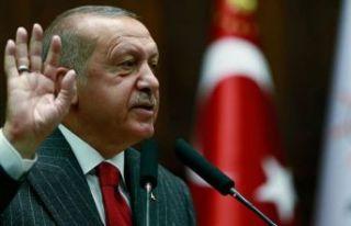 Cumhurbaşkanı Erdoğan: Türkiye baş verir, baş...