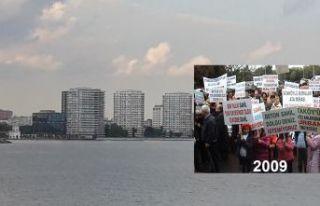 Danıştay Ataköy kıyı kenar çizgileri 'YANLIŞ'...