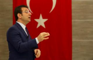Ekrem İmamoğlu'ndan 'Kanal İstanbul'...