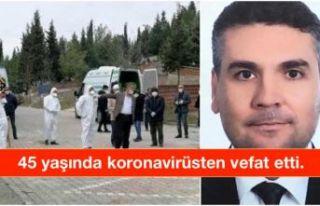 İBB danışmanı Fatih Borhan koranavirüsten 45...