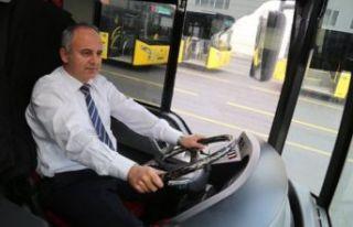 İBB, toplu taşıma için koronavirüs tedbirlerini...