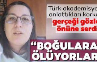 İtalya'daki Türk akademisyenin koronavirüs...