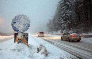 Meteoroloji'den kritik uyarı: Kar ve fırtına...