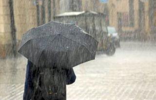 Meteoroloji'den önemli uyarı: Yağışla birlikte...