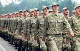 MSB: Birliklere katılan er ve erbaş 14 gün gözetimde...