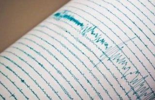 Sivas'ta korkutan deprem
