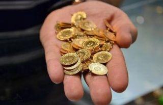Altında virüs etkisi devam ediyor: Çeyrek 521 lira