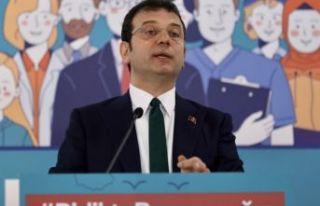 Ekrem İmamoğlu çağrısını tekrarladı: İstanbul'a...
