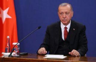 Erdoğan cevapladı: Koronavirüs ne zaman tam olarak...