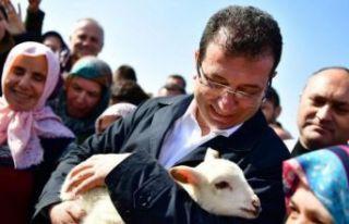 İmamoğlu'ndan çiftçilere 'alım garantisi'...