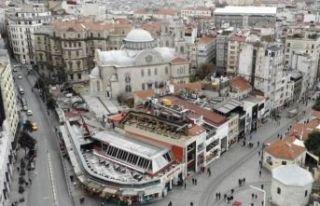 İstanbul'da bazı bölgeler 'riskli alan'...