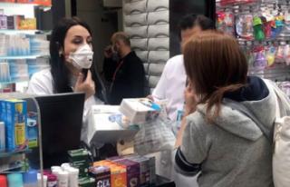 Kamu ve özel sektörden gelen maske taleplerini valilikler...