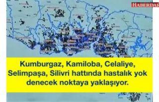 Koronavirüs salgınında İstanbul'un riskli...