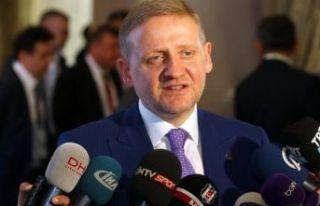 Koronavirüs tedavisi gören Başakşehir Başkanı...