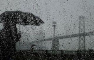 Meteoroloji'den 2 bölge için sağanak uyarısı