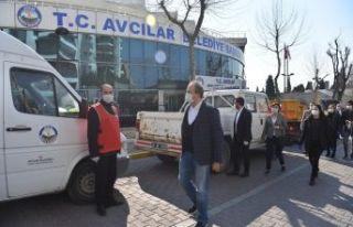 """SALGINLA MÜCADELEDE """" KARDEŞ AİLE"""" DESTEĞİ"""