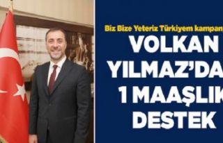 Volkan Yılmaz'dan Biz Bize Yeteriz Türkiyem...
