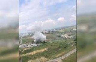 Başakşehir'de fabrikada patlama: Ölü ve kayıplar...