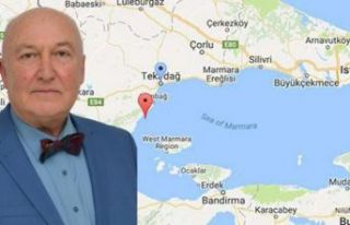 Deprem bilimci Prof. Dr. Ercan'dan Marmara için...